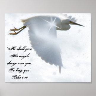 Angel Flight Print