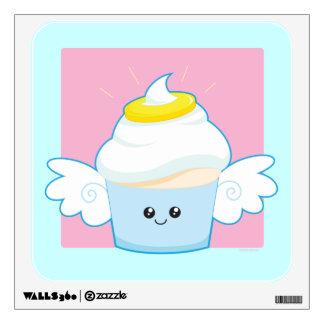 Angel Food Cupcake Wall Sticker