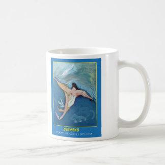 """""""Angel"""" (Four) by Zermeno Coffee Mug"""