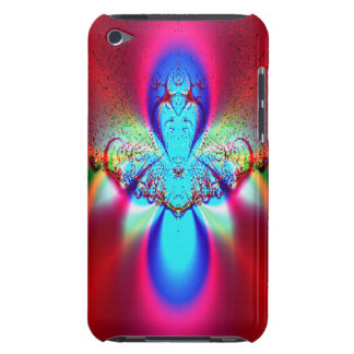 Angel Fractal Barely There iPod Cover