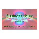 Angel Fractal Business Cards
