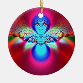 Angel Fractal Ornament