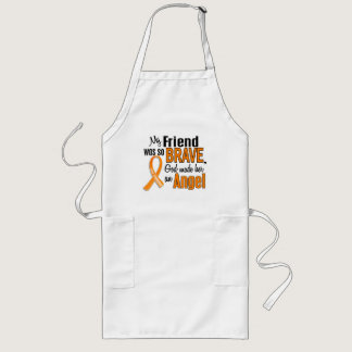 Angel Friend (Female) Leukemia Long Apron