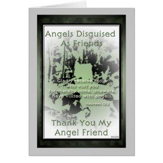Angel Friends Card