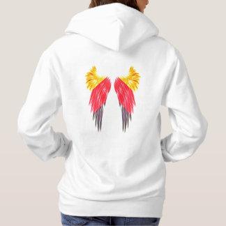 Angel from Germany Hoodie