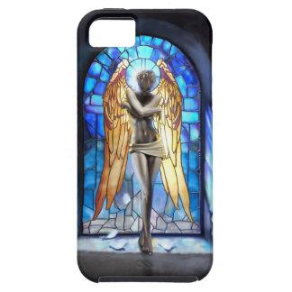 Ángel iPhone 5 Carcasas