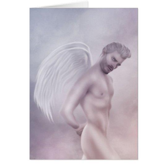 Angel Gabriel Card
