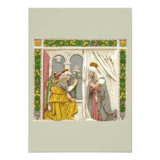 Ángel Gabriel el anuncio a Maria