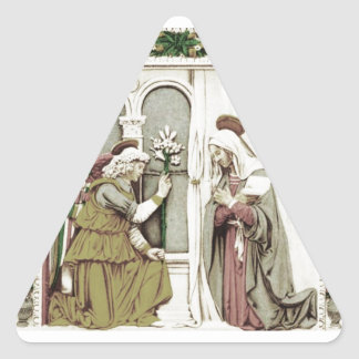 Angel Gabriel The Annunciation Sticker