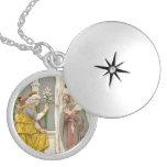 Angel Gabriel The Annunciation To Mary Custom Jewelry