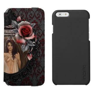 Angel Gates iPhone 6/6s Wallet Case