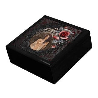 Angel Gates Jewelry Box