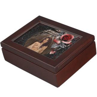Angel Gates Memory Box