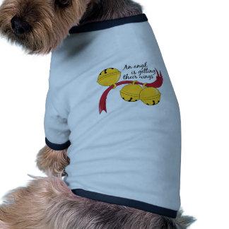 Angel Gets Wings Dog Tshirt