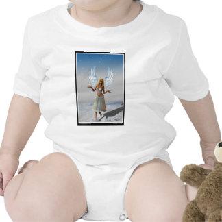 Angel Girl Baby Bodysuit