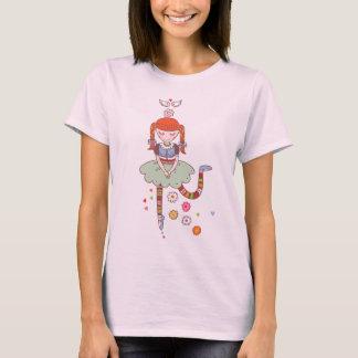 Angel Girl Redhead T-Shirt