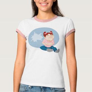 Angel Girl: Sulking T Shirt