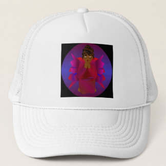 Angel Girl Trucker Hat