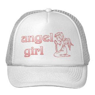 Angel Girl Trucker Hat