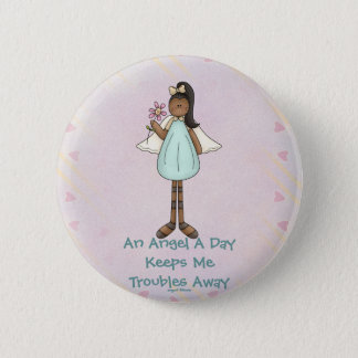 Angel Gloria Products Button
