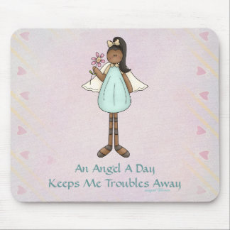 Angel Gloria Products Mouse Pad