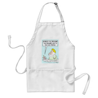 angel god earth promised land too many people aprons