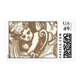angel_gold by Ceci New York Stamp