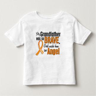 Angel Grandfather Leukemia Toddler T-shirt