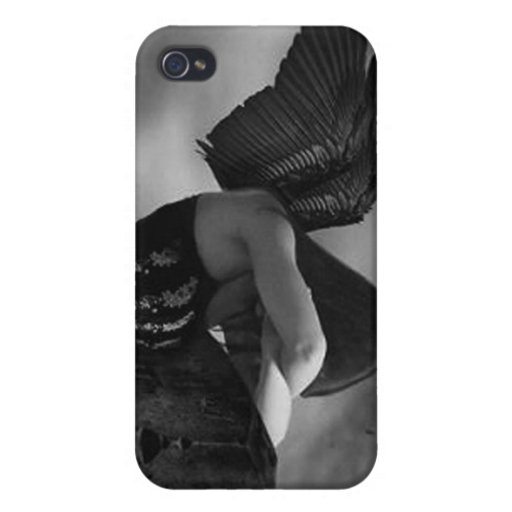 Ángel gritador iPhone 4 coberturas