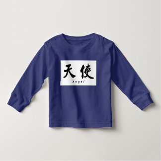 Angel (H) Chinese Calligraphy Design 1 Toddler T-shirt