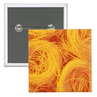 Angel hair pasta button