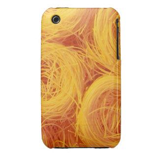 Angel hair pasta iPhone 3 Case-Mate case