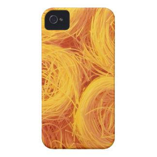 Angel hair pasta iPhone 4 Case-Mate case