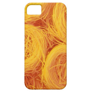 Angel hair pasta iPhone 5 cover