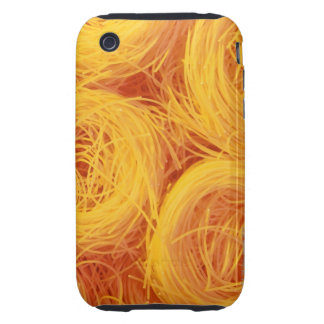 Angel hair pasta tough iPhone 3 cover