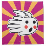 Hand shaped Angel Hand Cloth Napkin