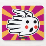 Angel Hand Mouse Pad