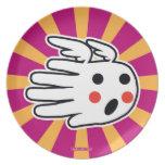 Angel Hand Plate