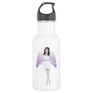 Angel Hart Stainless Steel Water Bottle