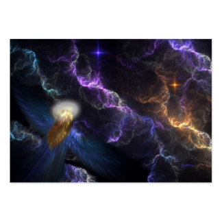 Angel Healing Large Business Cards (Pack Of 100)
