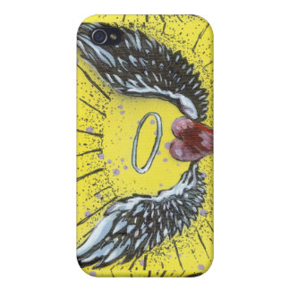 Angel Heart iPhone 4 Cover