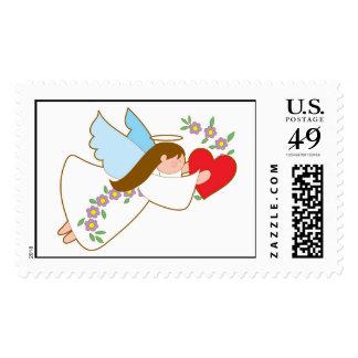 Angel Heart Postage