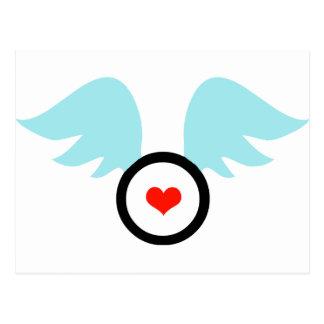 Angel Heart Postcard