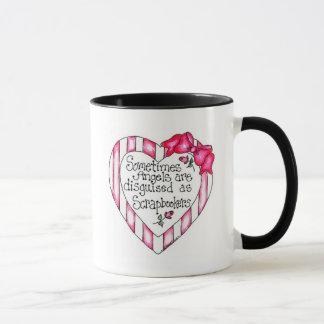 Angel Heart Scrapbooker Tshirts and Gifts Mug