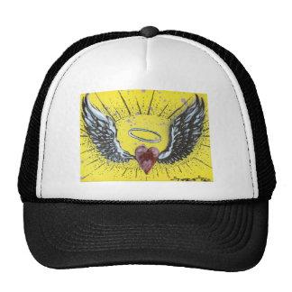 Angel Heart Trucker Hat