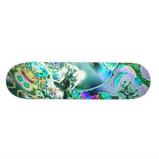 ANGEL HEAVEN ORIGINAL ARA ART PRINT SKATEBOARD DECK