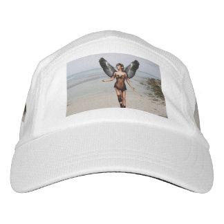 Ángel herido gorras de alto rendimiento