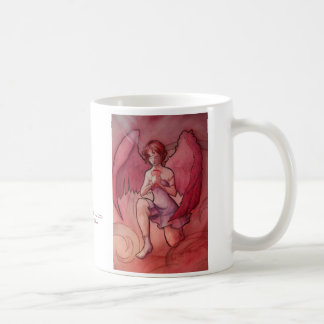 Angel Holding Cup