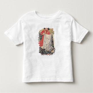 Angel holding the shroud toddler t-shirt