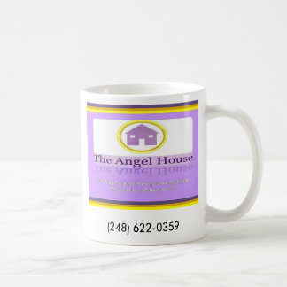 Angel House facing, (248) 622-0359 Coffee Mug